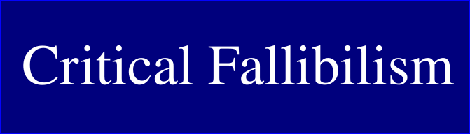 Critical Falliblism